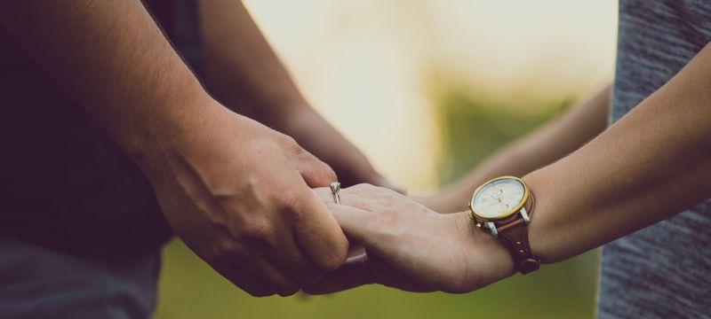Wzajemne błogosławieństwo małżonków