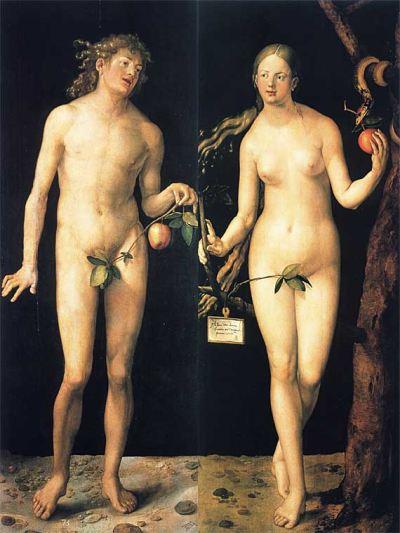 Akt seksualny po grzechu pierworodnym