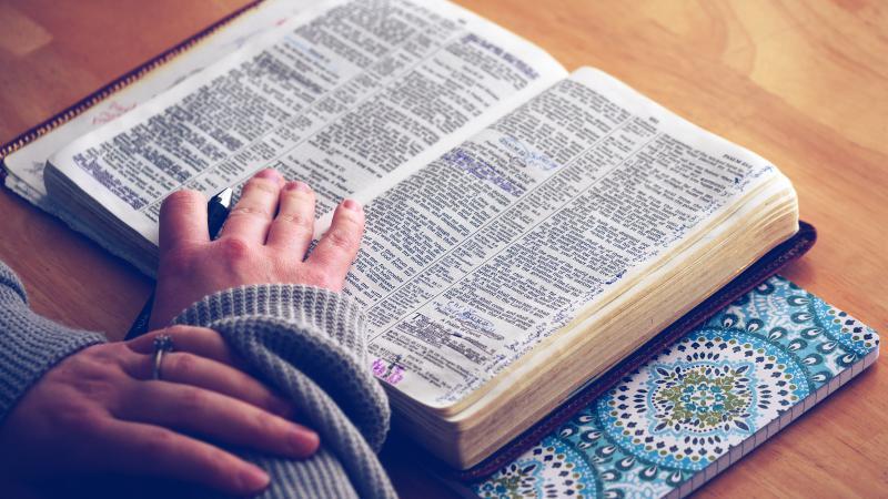 Modlitwa przed dialogiem